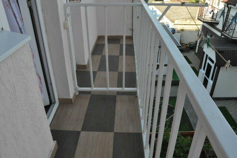 2-х комнатный 4-х местный номер с кухней, Терская улица, 76А, Анапа - Фотография 24
