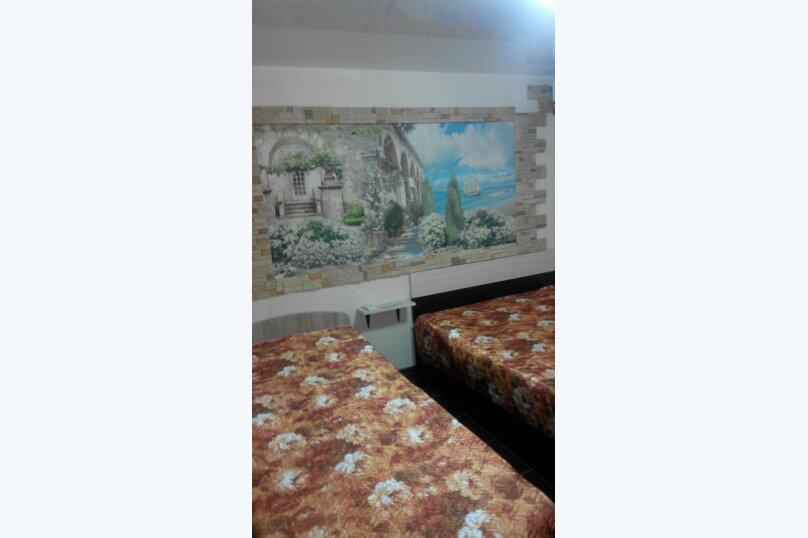 Номер№5 трехместный с душем 1 этаж, Морской переулок, 2, Ейск - Фотография 1