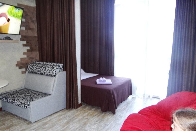 1-комн. квартира, 30 кв.м. на 5 человек, улица Войкова, 27, Сочи - Фотография 1
