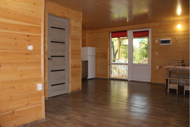 Дом, 50 кв.м. на 4 человека, 1 спальня, Приморский переулок, 7Б, Голубицкая - Фотография 16