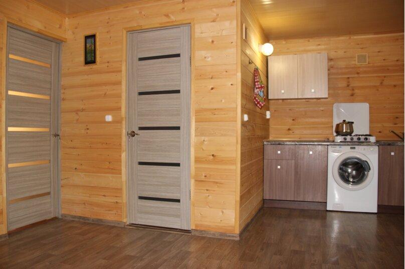 Дом, 50 кв.м. на 4 человека, 1 спальня, Приморский переулок, 7Б, Голубицкая - Фотография 17