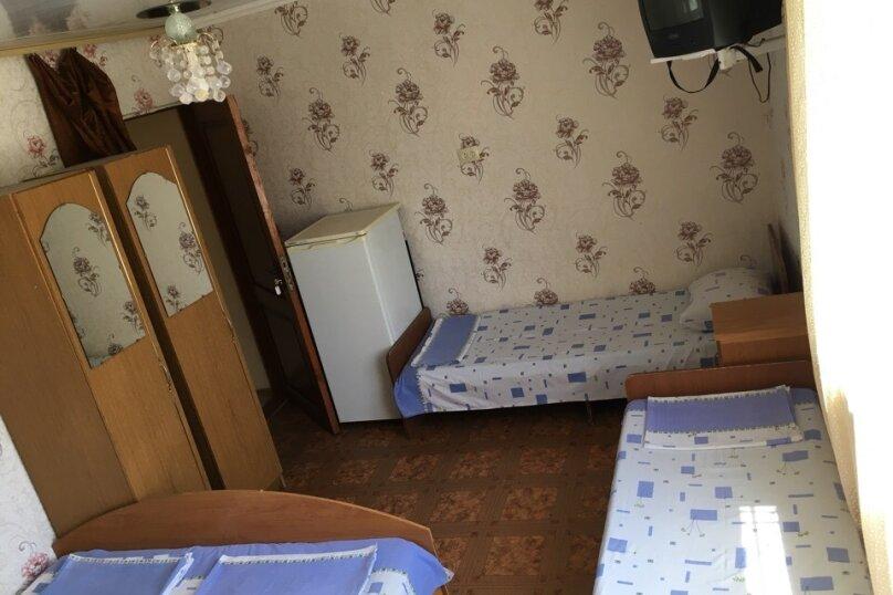 Четырехместный номер, Приморский переулок, 8А, Витязево - Фотография 1