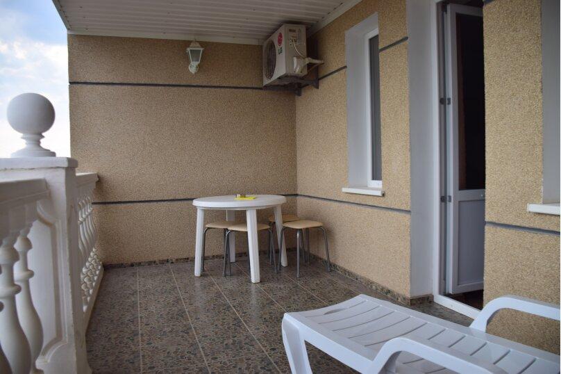 Двухкомнатный комфорт с большим балконом, Морская улица, 38, Поповка - Фотография 1