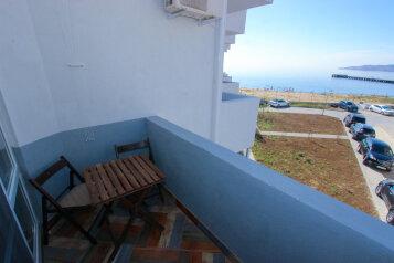 1-комн. квартира, 30 кв.м. на 4 человека, Черноморская набережная, Феодосия - Фотография 2
