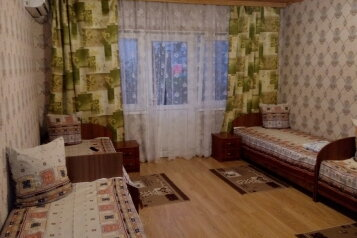 номер  на 4 чел в 350 метрах от моря, 35 кв.м. на 4 человека, 1 спальня, улица Нахимова, поселок Орджоникидзе, Феодосия - Фотография 1