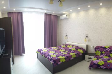 2-комн. квартира, 60 кв.м. на 6 человек, улица Гоголя, Геленджик - Фотография 1
