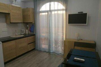 1-комн. квартира, 28 кв.м. на 4 человека, Ружейная улица, 21, Адлер, Мирный, Сочи - Фотография 2