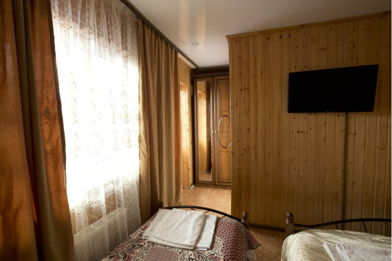 Трёхместный номер 1 этаж, Старошкольная улица, 21, Адлер - Фотография 12