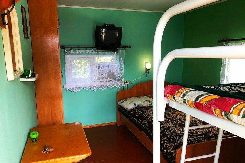 Четырехместный номер с общей ванной комнатой, Приморская, 1а, Ильич - Фотография 4