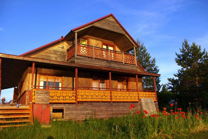 Дом с мансардой на берегу с видом на озеро Селигер. Рыбалка, шашлыки., 70 кв.м. на 6 человек, 1 спальня, д. Городец, 5, Осташков - Фотография 15
