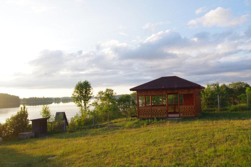 Дом с мансардой на берегу с видом на озеро Селигер. Рыбалка, шашлыки., 70 кв.м. на 6 человек, 1 спальня, д. Городец, 5, Осташков - Фотография 16