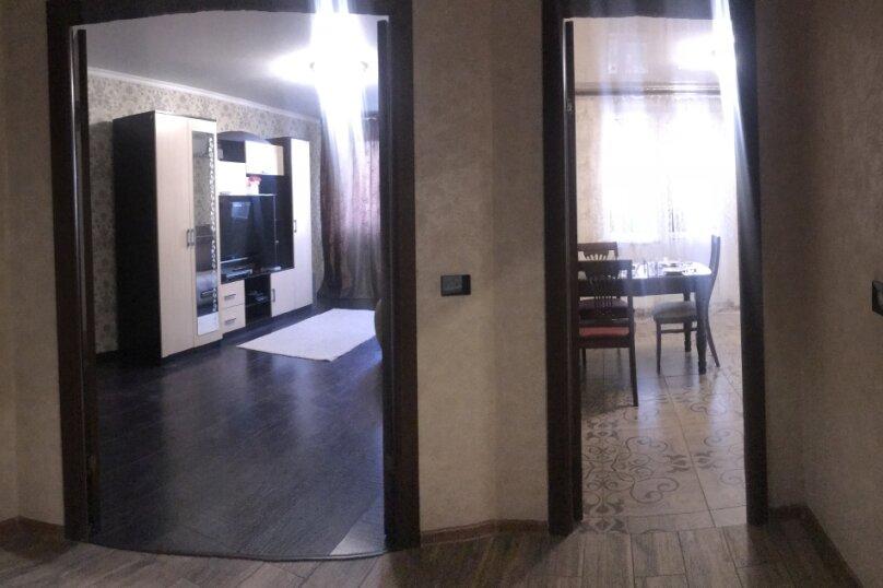 2-комн. квартира, 45 кв.м. на 4 человека, Базовская улица, 69, Краснодар - Фотография 4
