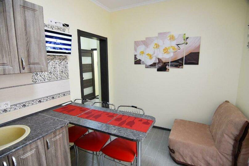 1-комн. квартира, 45 кв.м. на 3 человека, улица Мира, 15, Кабардинка - Фотография 5