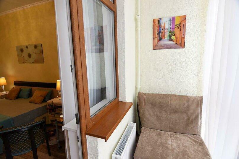 1-комн. квартира, 45 кв.м. на 3 человека, улица Мира, 15, Кабардинка - Фотография 6