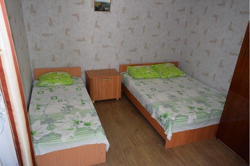 Стандартный трёхместный номер ( с кондиционером), Качинское шоссе, 2а, Севастополь - Фотография 1