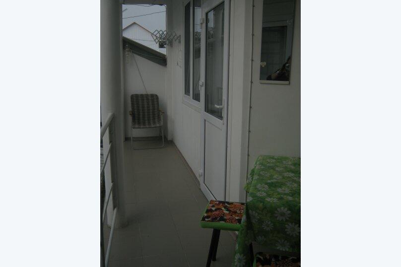 """Стандарт ,  """"В"""" ,  2-х местный , кухня , балкон, Партизанская улица, 11\2, Судак - Фотография 6"""