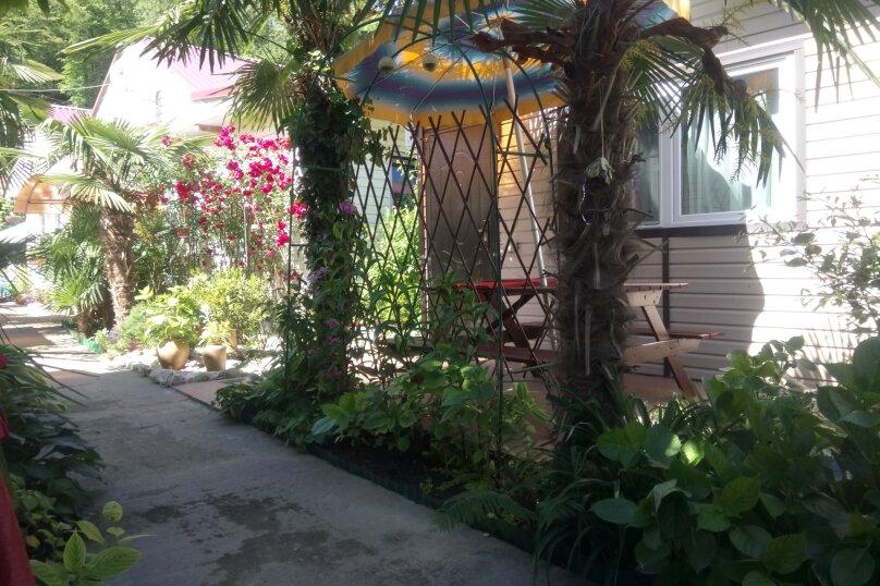 Домик Люкс 4-х мест 2-х комнатный с кухней, 35 кв.м. на 4 человека, 2 спальни, Енисейская улица, 4, Лоо - Фотография 35