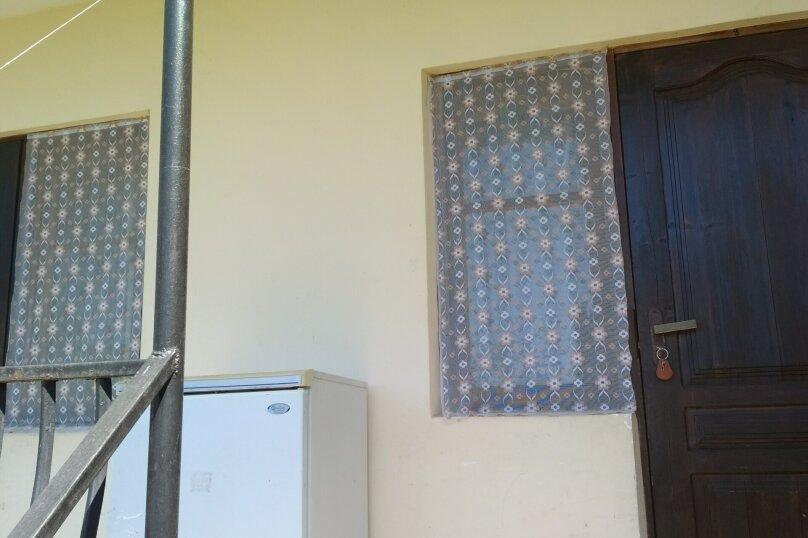 Двухместный номер с душем и балконом с видом на море, Весенняя улица, 25, Лоо - Фотография 6