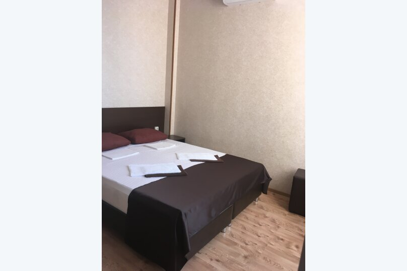 Двухместный с окном и двухспальной кроватью, улица Молокова, 10, Сочи - Фотография 1
