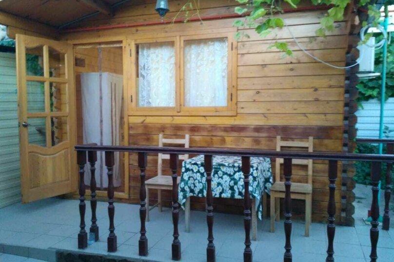 Домик под ключ  №2. , 15 кв.м. на 4 человека, 1 спальня, улица Шевченко, 104, Анапа - Фотография 13
