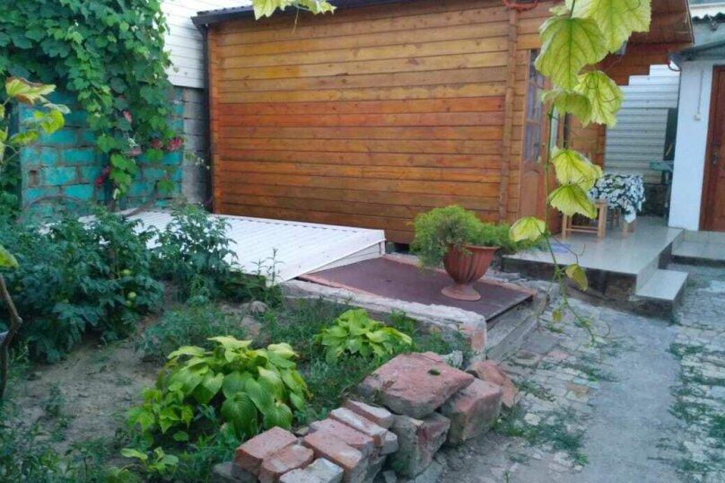 Где-то в окресностях Анапы, задний двор