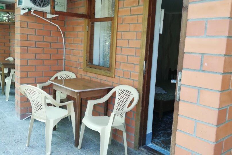 Трёхместный номер эконом (1/1), улица Лазарева, 124, Лазаревское - Фотография 3
