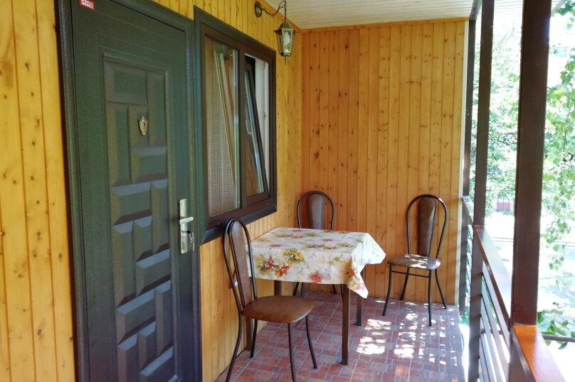 Трёхместный номер стандарт, улица Лазарева, 124, Лазаревское - Фотография 5