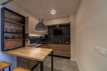 3-комн. квартира, 70 кв.м. на 6 человек, Ялтинская , Гурзуф - Фотография 4