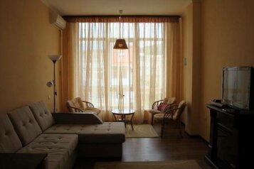 2-комн. квартира, 55 кв.м. на 5 человек, Звездный квартал, Ольгинка - Фотография 2