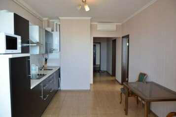 2-комн. квартира, 99 кв.м. на 7 человек, переулок Богдана Хмельницкого, Адлер - Фотография 2