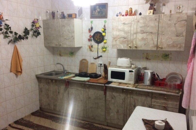 2-комн. квартира, 50 кв.м. на 5 человек, улица Гагарина, 50, Судак - Фотография 6