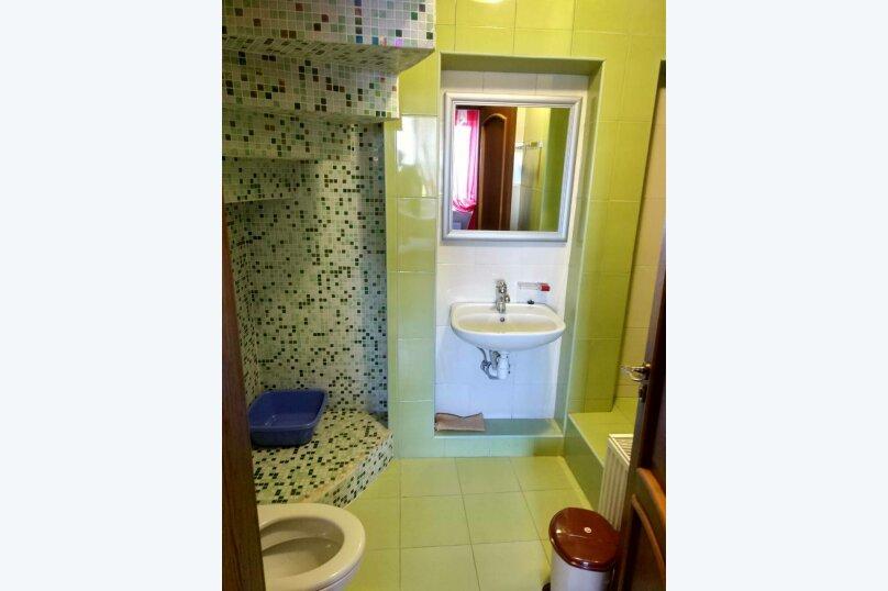 """Коттедж """"Чаир"""" с бассейном, 250 кв.м. на 10 человек, 4 спальни, Алупкинское шоссе, 85, Гаспра - Фотография 16"""