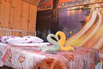 Бунгало , 60 кв.м. на 6 человек, 2 спальни, Шоссейная улица, Голубицкая - Фотография 4