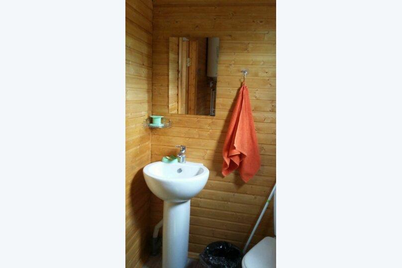 Дом под ключ с баней и бассейном, 80 кв.м. на 7 человек, 2 спальни, Новая, 25, село Марьина Роща, Геленджик - Фотография 13