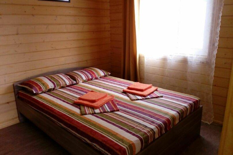 Дом под ключ с баней и бассейном, 80 кв.м. на 7 человек, 2 спальни, Новая, 25, село Марьина Роща, Геленджик - Фотография 14