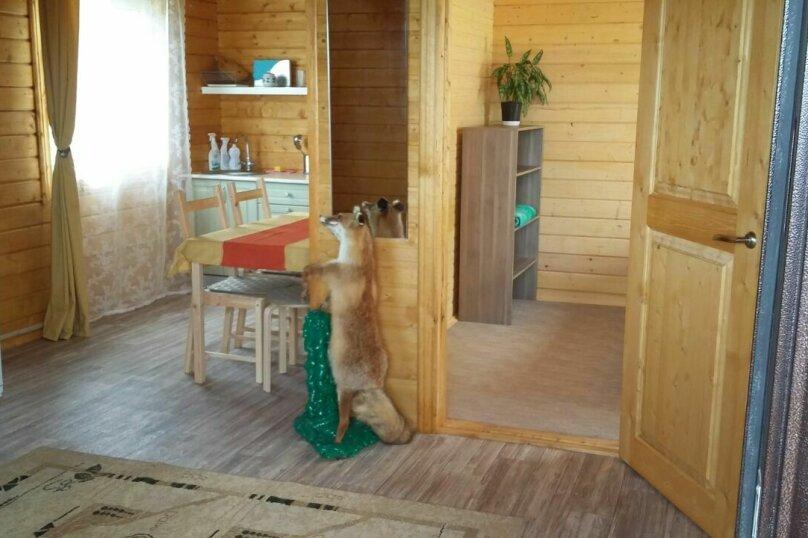 Дом под ключ с баней и бассейном, 80 кв.м. на 7 человек, 2 спальни, Новая, 25, село Марьина Роща, Геленджик - Фотография 15