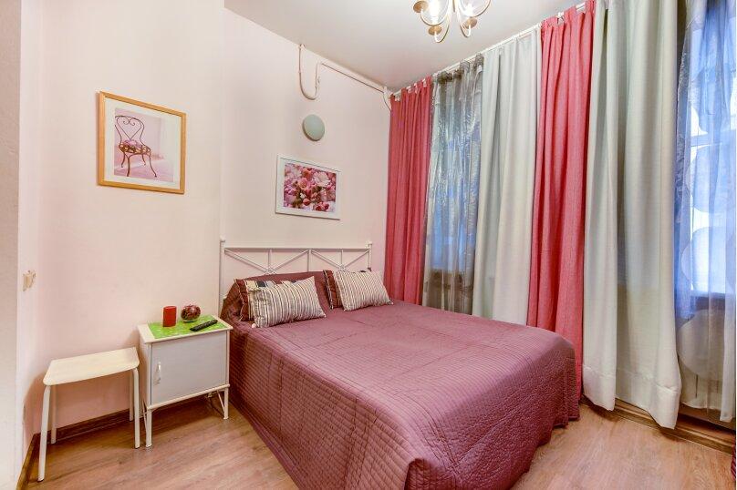 1-комн. квартира, 25 кв.м. на 3 человека, Социалистическая улица, 13, Санкт-Петербург - Фотография 4