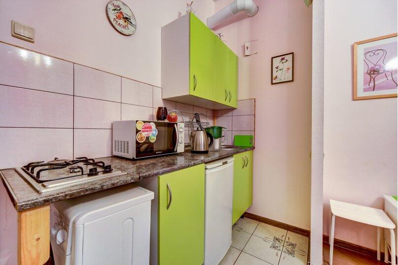 1-комн. квартира, 25 кв.м. на 3 человека, Социалистическая улица, 13, Санкт-Петербург - Фотография 5