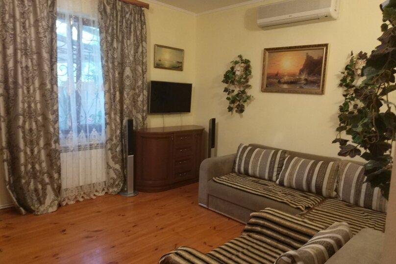 Домик на Маратовской, 60 кв.м. на 5 человек, 1 спальня, улица Маратовская, 19, Мисхор - Фотография 11