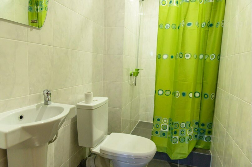 2-х местный номер на 2-м этаже, улица Дрейера, 30к2, Архангельск - Фотография 4