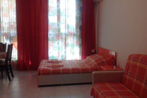1-комн. квартира, 35 кв.м. на 4 человека, улица Просвещения, 148, Адлер - Фотография 1