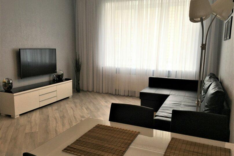 2-комн. квартира, 52 кв.м. на 4 человека, Красногорский бульвар, 25, метро Мякинино, Москва - Фотография 5