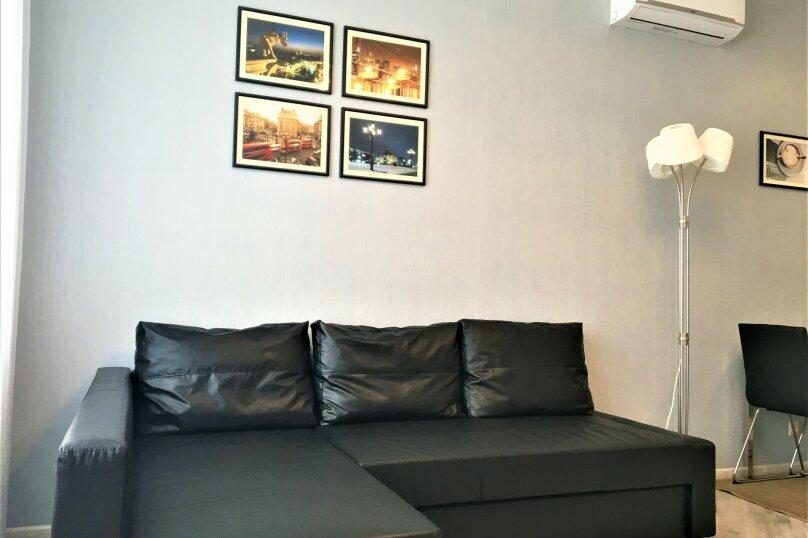 2-комн. квартира, 52 кв.м. на 4 человека, Красногорский бульвар, 25, метро Мякинино, Москва - Фотография 6