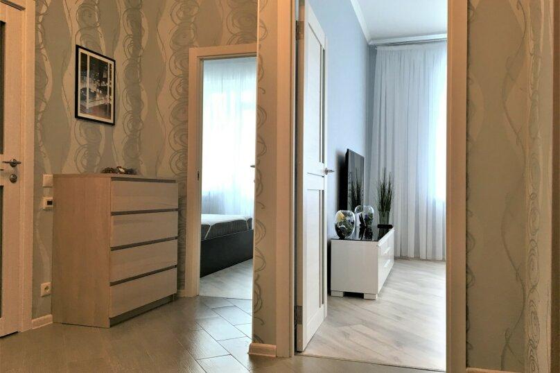 2-комн. квартира, 52 кв.м. на 4 человека, Красногорский бульвар, 25, метро Мякинино, Москва - Фотография 10