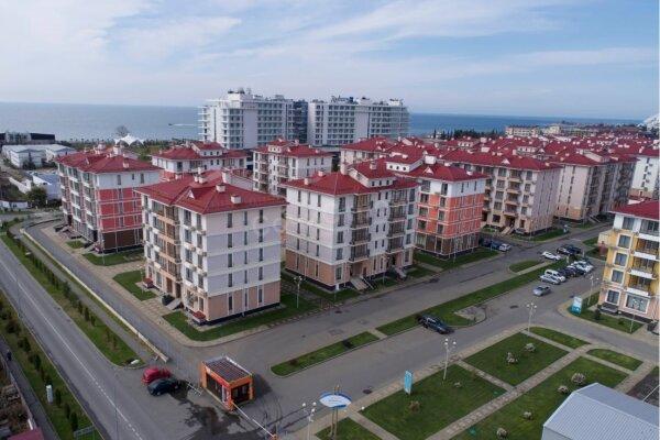 Апартаменты в Резиденции  в 300 м. от моря, Шкиперская улица, 9 на 6 номеров - Фотография 1