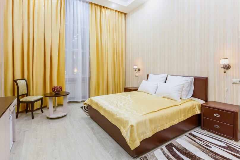 Стандарт с двухспальной кроватью, проспект Мира, 105с1, Москва - Фотография 1