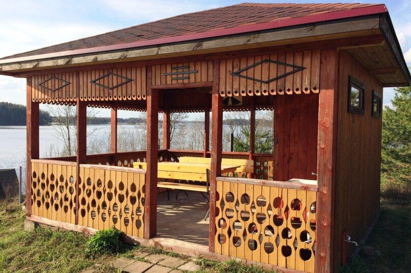 Отдых на самом берегу озера Селигер. Рыбалка, шашлыки., 30 кв.м. на 5 человек, 1 спальня, д. Городец, 5, Осташков - Фотография 10