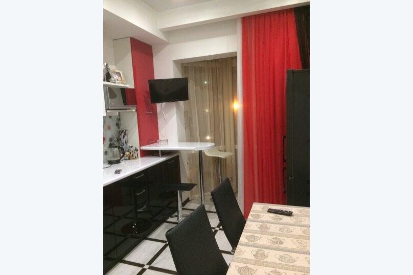 2-комн. квартира, 52 кв.м. на 5 человек, Переулок кабардинский , 6, Кабардинка - Фотография 6