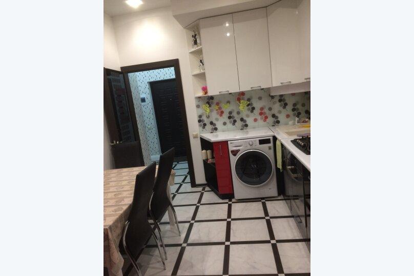 2-комн. квартира, 52 кв.м. на 5 человек, Переулок кабардинский , 6, Кабардинка - Фотография 10
