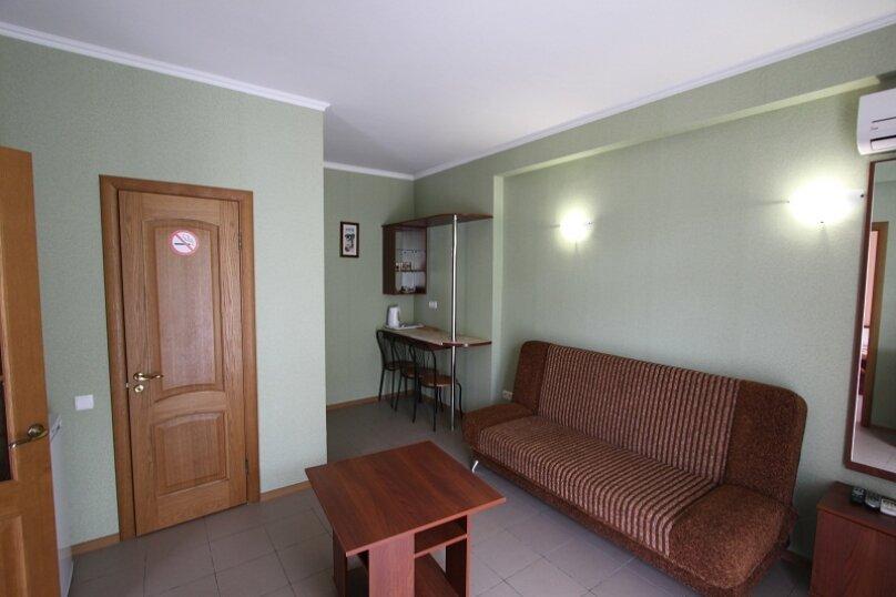 Двухкомнатный номер, Парниковая улица, 2, село Приветное - Фотография 2